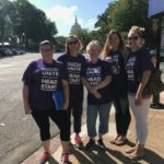 Blair County Head Start Joins Spirit Rally in Washington, DC